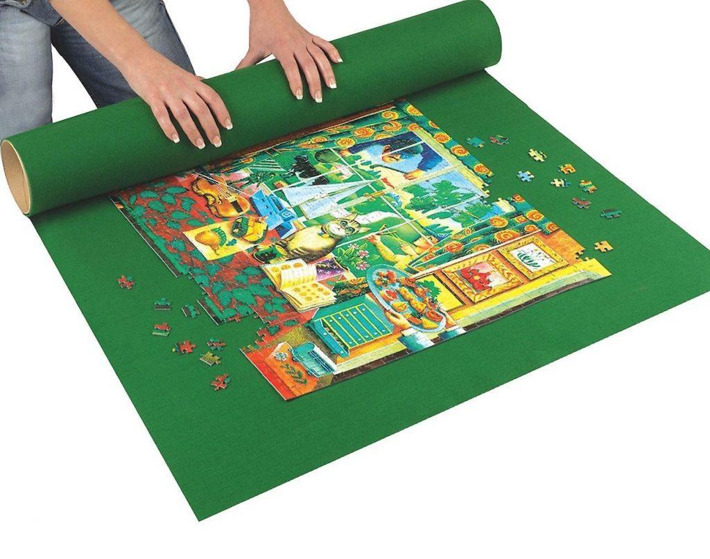 Puzzle Game Mat