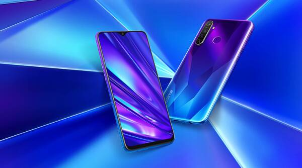 software performance of Realme 5 pro